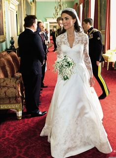 Kate Middleton has also given me inspiration by her royal beauty! <3