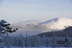 Ylläs fell, Finnish Lapland. Photo by Matti Kolho. #filmlapland #arcticshooting #finlandlapland