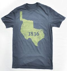Republic of Texas 1836  Navy Blue Heather  #shoptwt Pediatric Dental World | #HighlandVillage | #TX | www.pediatricdentalworld.com
