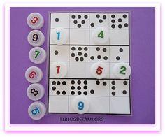 Objetivo(s): Entender la relación entre número y cantidad. Conocer/nombrar los números y su secuencia. Reconocer/ordenar series de números escritos del 0-10. Contar series de objetos del 1-10 para determinar el … Leer más  »