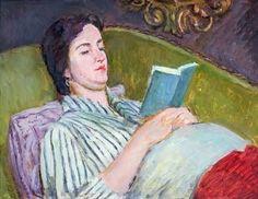 Bell, Vanessa (1879-1961) Olivia Bell, 1952