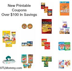 new november 1st printable coupons over 100 in savings