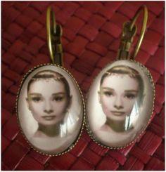 Pendientes Vintage. Vintage Earrings