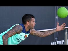 FOOTBALL -  FC Barcelona - Entrenament 01/08/2013 - http://lefootball.fr/fc-barcelona-entrenament-01082013/