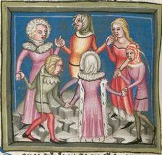 Rudolf / Jansen Enikel, Jans: Weltchronik in Versen - Mischhandschrift aus Christ-herre-Chronik um 1370 Cgm 5  Folio 166v