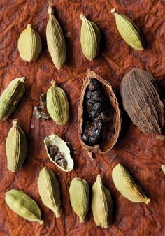 Queen of Spices - Sweet, strong, and invigorating, cardamom is one of the world's most prized ingredients.