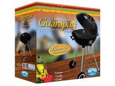 Churrasqueira à Carvão Mor Guarapari Desmontável - com Grelha com as melhores condições você encontra no Magazine Granderyan. Confira!