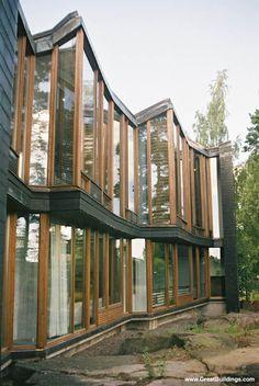 Dipoli Conference Center · Otaniemi, Finland
