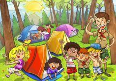 Camping (Paraninfo)