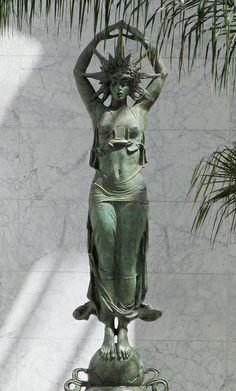 Alexander Stirling Calder. Star Maiden, 1913. San Francisco