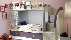 Small bedroom a whole world to live! http://www.giessegi.it/it/camerette-ragazzi-bambini?utm_source=pinterest.comutm_medium=postutm_content=utm_campaign=post-camerette