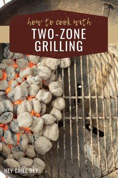 Two-zone grilling is one of those BBQ skills that can completely change your grilling game. By having one side of your grill over direct heat and having the other side over indirect heat, you have better control over how hot and fast your food cooks. Grilled Beef Ribs, Grilled Beef Tenderloin, Grilled Chicken Sandwiches, Grilled Chicken Recipes, Bbq Recipes Sides, Best Bbq Recipes, Grilling Recipes, Bbq Food For A Crowd, Open Fire Cooking