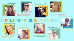 New Reality Series '@SummerBreak' to unfold on social media - Video