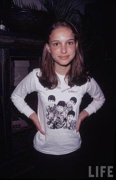 Little Natalie Portman