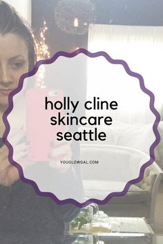 Holly Cline Skincare is among the best of the best in Seattle's skincare offerings, ranking in the top 10 facials offered in the city, voted by locals…not just beauty editors. Sifting through the list I wanted a relaxing facial, sans fancy equipment which seems to be the trend for popular facials in Seattle. I didn't want an aggressive facial either, seeing as how I would be on a flight home the next day. Irritated angry skin on a dehydrating flight? No thank you.