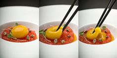 Alex Vasilescu Photography: Molecular gastronomy...from AnQi Asian Bistro