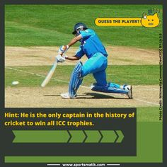 Do you know this cricketer? Guess and comment your answers... Wanna play more interesting sports quiz? #sportslife #sports #Sportslover #indiansports #sportsworld #cricketer #cricketlife #cricketlife #cricketerfever #cricketworld #cricketmatch #cricket2020 #cricketfans #worldcupfinal #t20worldcup #puzzles #puzzlelover #gameoftheday #puzzled #puzzlegames #puzzlefun Sports Quiz, History Of Cricket, Game Of The Day, Famous Sports, Cricket Match, World Cup Final, Trivia, Did You Know, More Fun