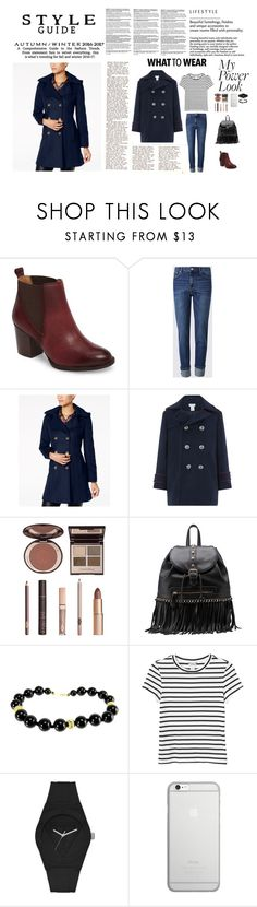 """Daily Look"" by dellaila on Polyvore featuring Söfft, Michael Kors, Monsoon, Charlotte Tilbury, MKF Collection, Monki, GUESS, Native Union, Winter and autumn"