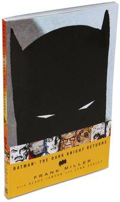 I WANT!!!  ThinkGeek :: Batman: Dark Knight Returns