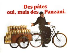 """Don Patillo et son slogan - in our house, it was ALWAYS Panzani spaghetti, no other brand. And to this day, I still have the song in my head: """"Des pates, des pates - oui mais de Panzani! Retro Ads, Retro Vintage, Sweet Memories, Childhood Memories, Hey Little Girl, Old Shool, Nostalgia, African Girl, Child Life"""