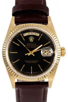 """Rolex Men's Two-Tone Day Date """"Presidential"""" Watch"""