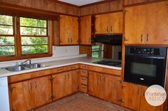 flip house 1960s kitchen before and after a major kitchen renovation, countertops, diy, home decor, home improvement, how to, kitchen cabinets, kitchen design