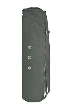 MAYBE    MERU Dual Air-flow Zipper 3 Storage Pockets Yoga Mat Bag 39687be70efee