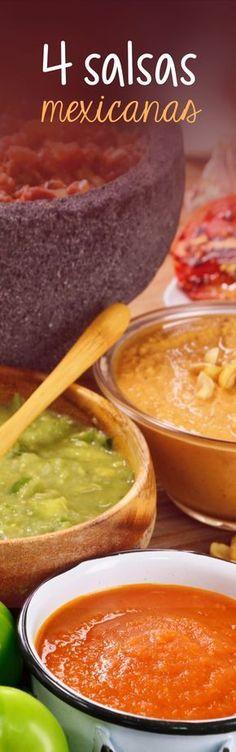 El sabor de la gastronomía Mexicana ❤❤❤
