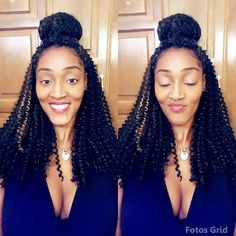 natural hair extensions curly half puff protective hairstyle