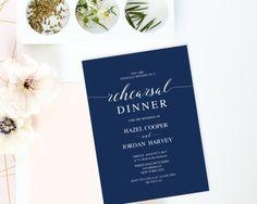 Rehearsal Dinner Invite TEMPLETT PDF Jpeg Download #SPP062rd Watercolor Printable Succulents Wedding Rehearsal Dinner Invitation Template