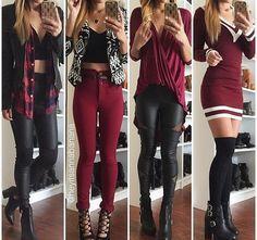 Looks trendy para las que desean experimentar un nuevo outfit