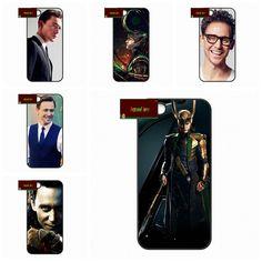 Handsome Tom Hiddleston Loki Thor Cover case for iphone 4 4s 5 5s 5c 6 6s plus samsung galaxy S3 S4 mini S5 S6 Note 2 3 4 DE0372
