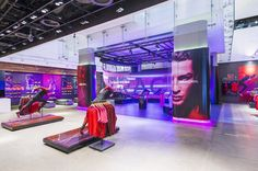 Nike Town launches state-of-the-art customer experience for Mercurial launch - Retail Focus - Retail Blog For Interior Design and Visual Merchandising