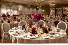 まるでロンドンのクラブ Wedding Coordinator, Decoration, Banquet, Wedding Table, Classic Style, Table Settings, Weddings, Flowers, Pink