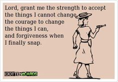 another version of the serenity prayer