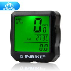 Cheap velo computer, Buy Quality computer odometer directly from China bike computer Suppliers: INBIKE 528 Wired Bike Computer Waterproof Digital Speedometer Cycling Velo Computer Odometer Backlight Bicycle Accessories Buy Bicycle, Fixed Gear Bicycle, Bicycle Speedometer, Touring Bicycles, Bicycle Maintenance, Bicycle Lights, Electric Bicycle, Bicycle Accessories, Clothing Accessories