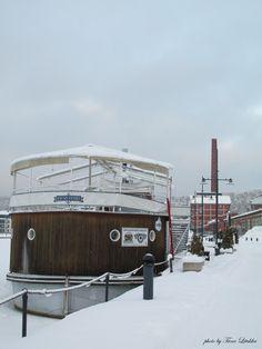 Winter 2015 in Lahti, Finland