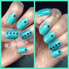 Beautiful gel nails! Using fuse gelnamel in the color intens-so-fly