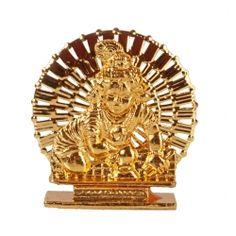 Golden Krishna  In Ring