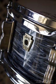 Reissuing Ringo. Ludwig snare drum.