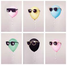 LIMEROOM still life | #eyewear #balloon