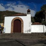 Ermita de Los Ángeles en El Sauza