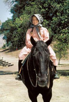 Still of Melissa Gilbert in Little House on the Prairie