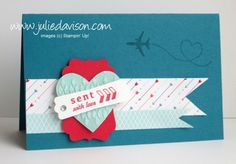 Sent with Love & Care Card by juls716 - Cards and Paper Crafts at Splitcoaststampers