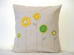 spring pillow