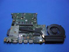 """Aspire Aspire 15.6"""" M5-582PT Intel Motherboard w/ Fan & Heatsink NBM7F11001 GLP"""