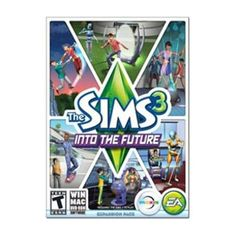 ELECTRONIC ARTS 73089 SIMS 3 INTO THE FUTURE  PC - Walmart.com