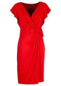 Veja agora:Vestidos transpassados são perfeitos quando se quer parecer mais magra, e com este vestido não é diferente! Com decote em V uau transpassado e linda costura abaixo do busto com faixa lateral. As mangas borboleta dão o charme especial na peça. Dica: Sapatos ou sandálias plataforma combinam muito bem com este modelo, para sair à noite, o scarpin cai perfeitamente. Comprimento de aprox. 100cm no tam. M. Seguir as instruções de lavagem indicadas na etiqueta do produto.