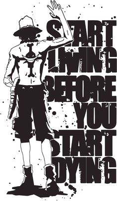 Get Latest Anime Wallpaper IPhone Quotes Brooks One Piece, One Piece Ace, White One Piece, One Piece Luffy, One Piece Manga, Anime One, Anime Manga, One Piece Quotes, Latest One Piece