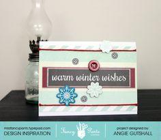 Warm Wishes Card - Scrapbook.com
